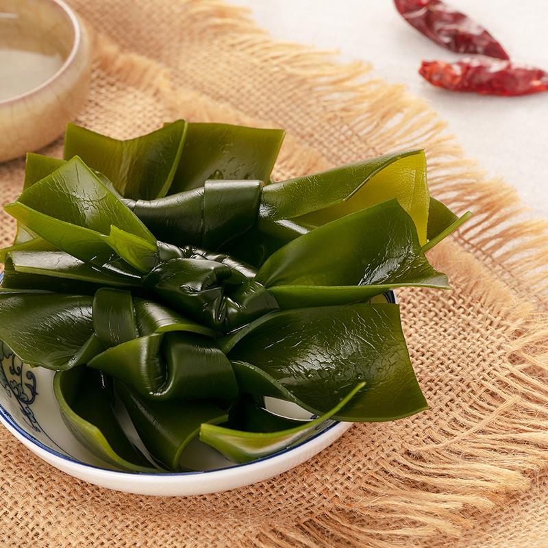 开袋即食辣味开胃海带结海带片零食小吃香辣味 名创优品 MINISO