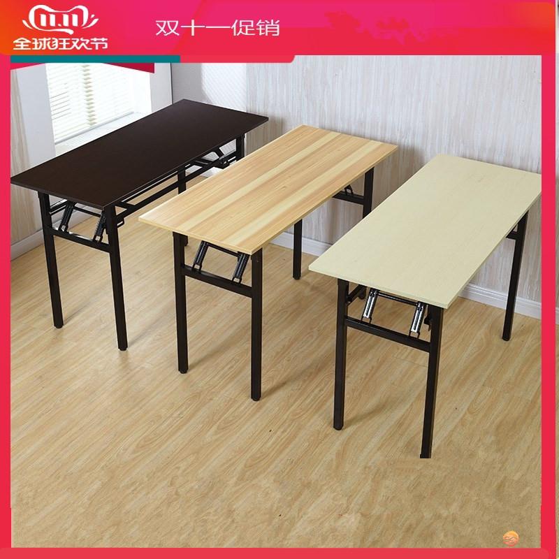 方形地摊折叠食堂餐桌