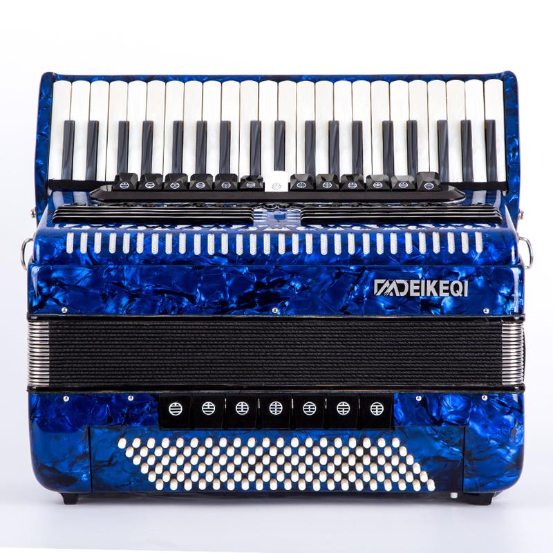 专业考级演奏初学儿童成人手风琴120贝斯96贝斯60贝斯手风琴乐器【图4】