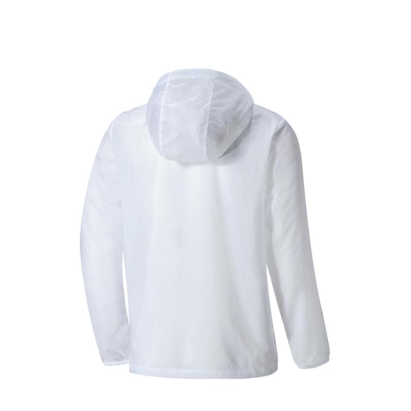 鸿星尔克男子运动风衣 年春季防风跑步服运动外套轻便运动服男  2020
