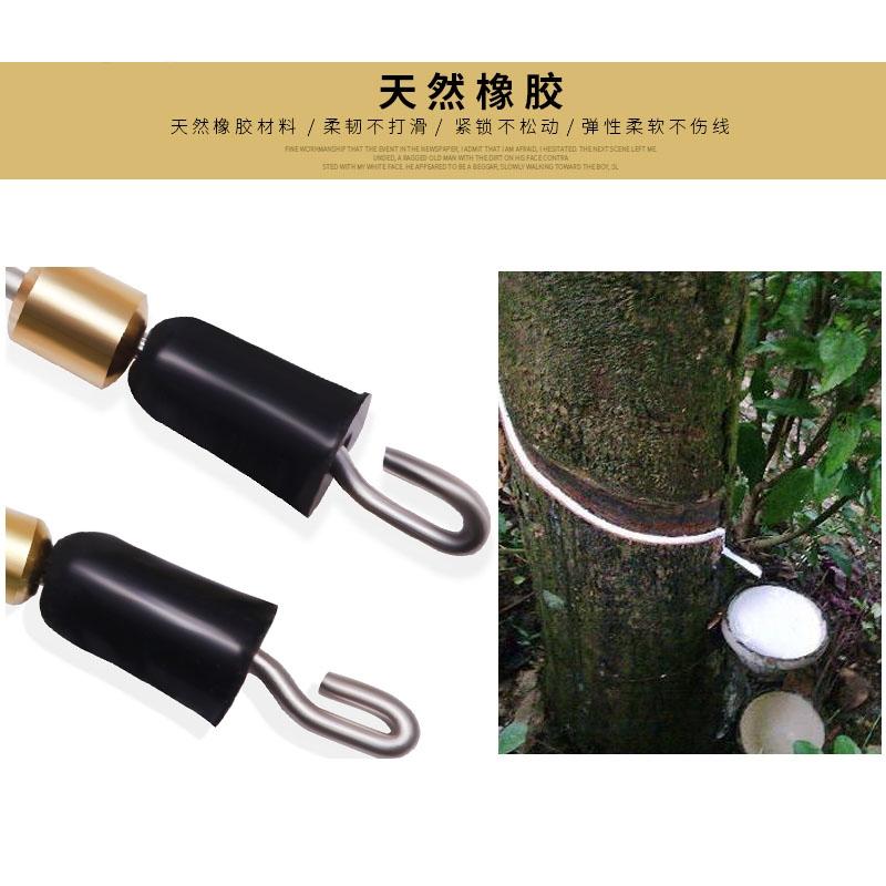 快速铅极速铅坠包边卷铅皮座快速子线夹连接器其它垂钓用品小配件
