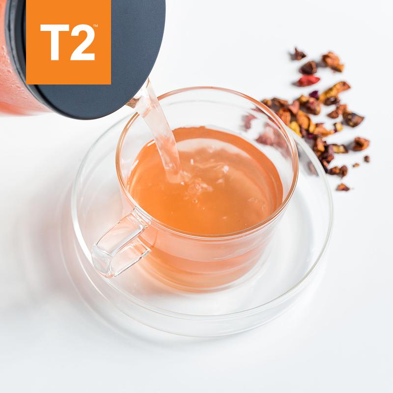 100g 茶水果茶组合水果包装罐装原装进口 T2 澳洲