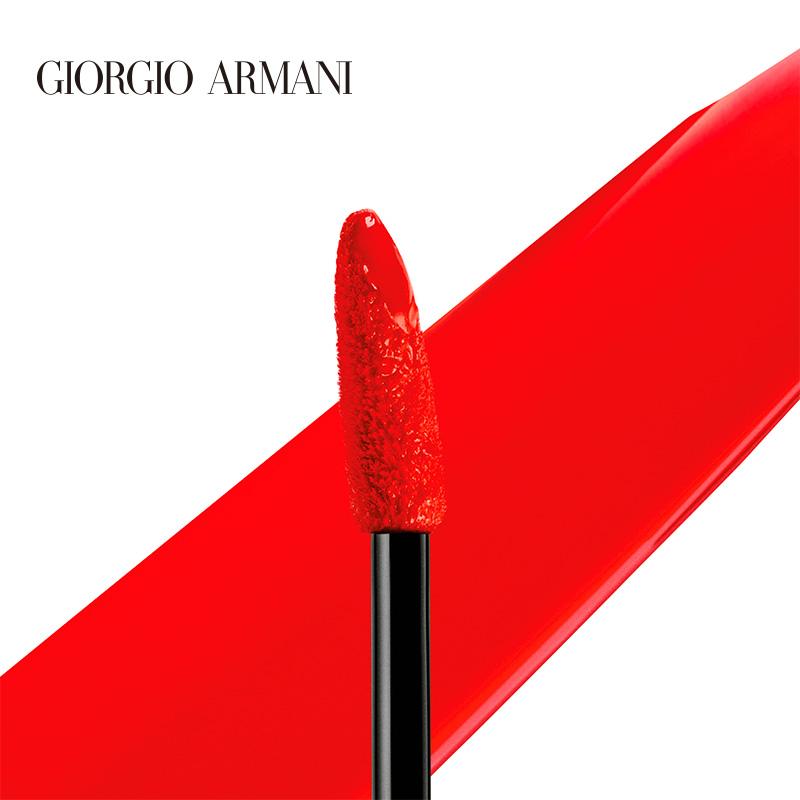 400 405 阿玛尼哑光口红红管唇釉豆沙烂番茄色 Armani 官方正品