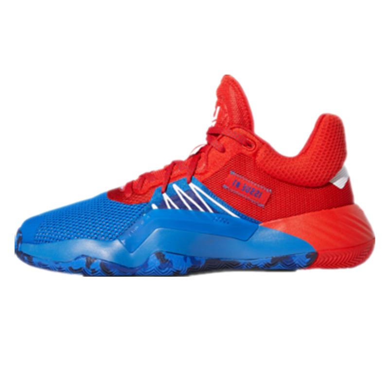 Adidas/阿迪达斯 D.O.N. ISSUE #1米切尔一代蜘蛛侠篮球鞋EF8756【图5】
