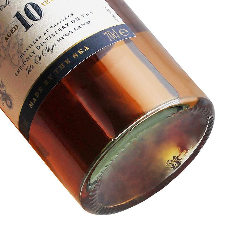 新版 年单一麦芽威士忌酒 10 泰斯卡 10YO Talisker 郎家园洋酒包邮