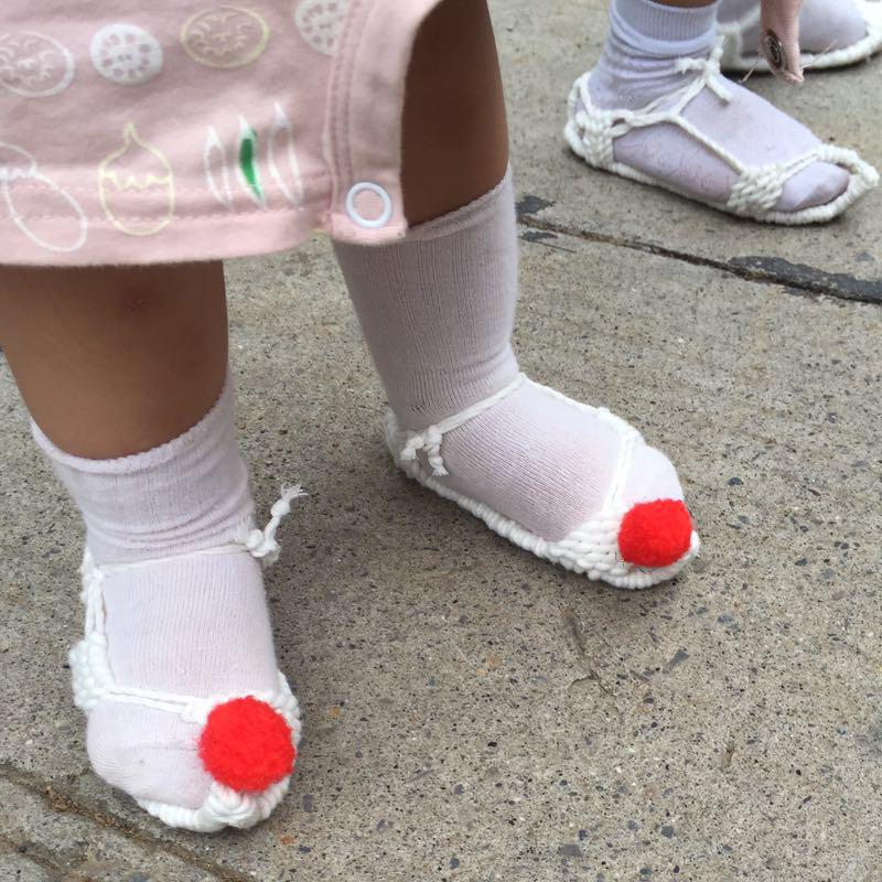 小孩鞋湖北清江布草鞋/纯手工编织宝宝小孩儿童草鞋