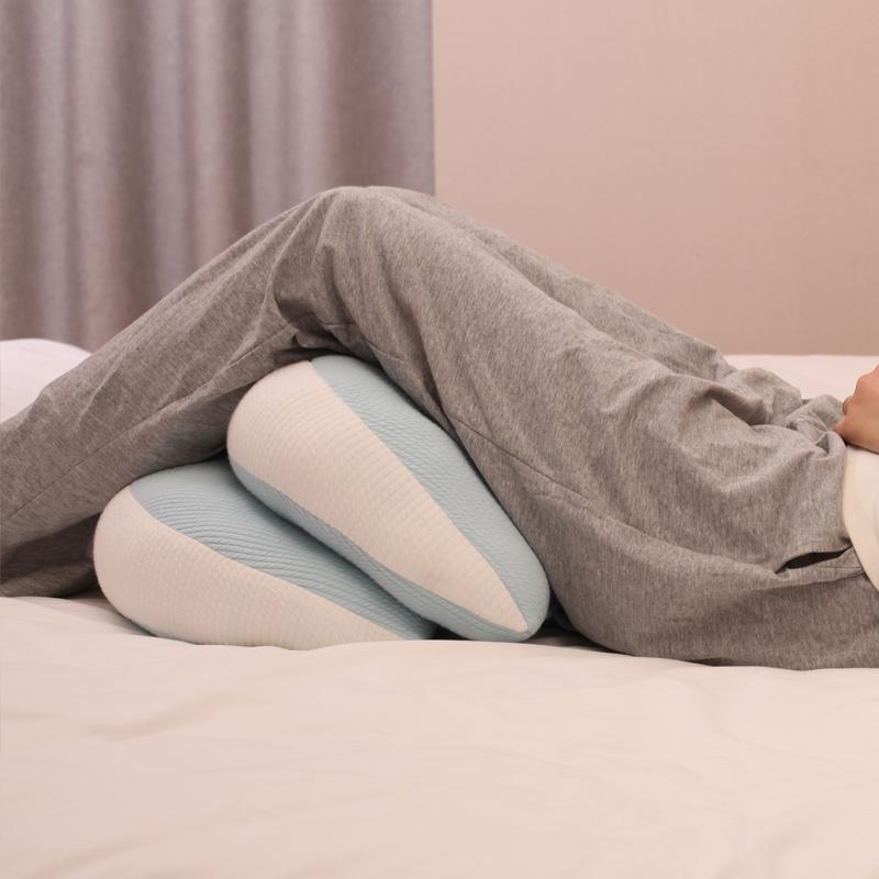 孕妇枕头护腰侧睡枕托腹 型抱枕孕期侧卧枕孕睡觉神器用品孕妇枕  u