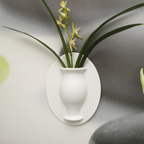 Silicone small vase living room decoration wall stickers creative Nordic INS flower arrangement flowers water cultivation flower pot vibrato ornaments