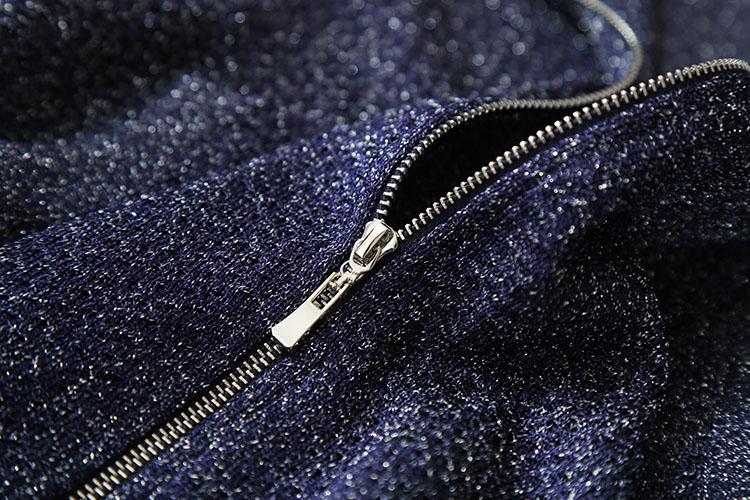 春夏时髦韩版镂空亮丝针织开衫女宽松长袖外套防晒连帽棒球服薄