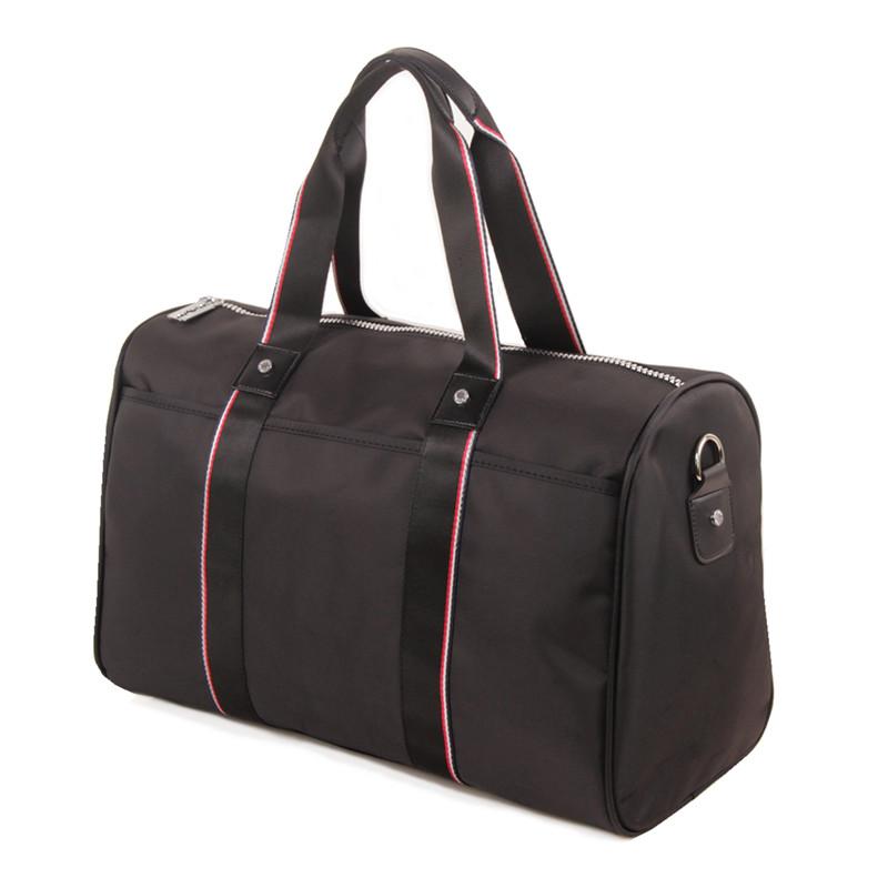 爱丘旅行包男女大容量手提出差短途旅游可套拉杆单肩男女行李包袋