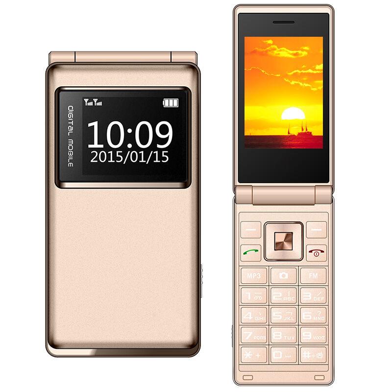 老人手机翻盖大字大声老人机男女款老年手机超长待机 L518 中兴 ZTE