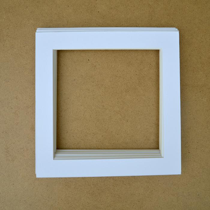 方形相框照片墙专用方7寸8寸10寸12寸14寸16寸18寸20寸24寸卡纸