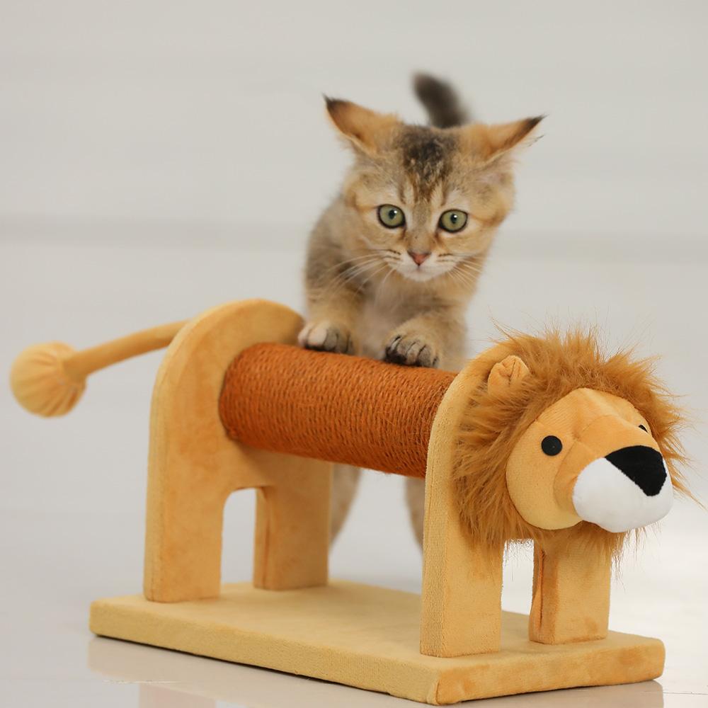 猫爬架小型猫咪猫窝猫抓板猫树一体猫架子猫抓柱幼猫玩具宠物用品