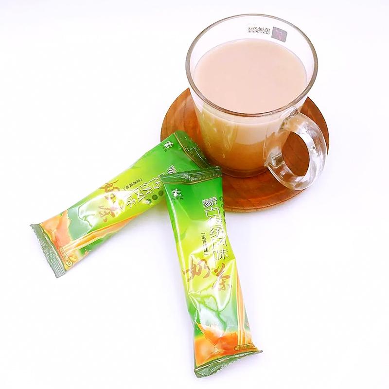 独立小包装奶茶粉袋装 400g 内蒙古特产奶茶咸味出塞曲正品甜味绿茶