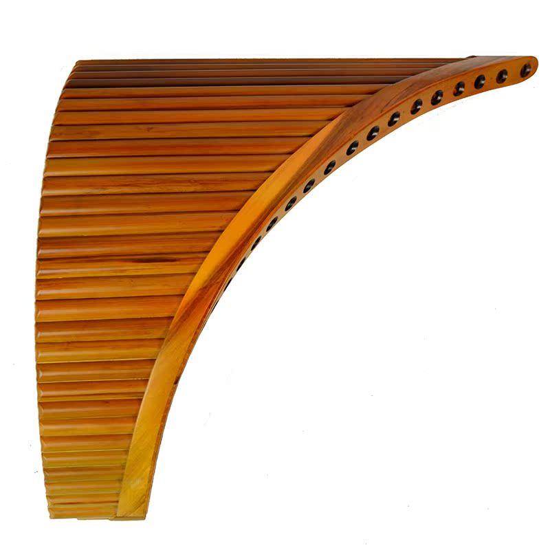 林文增老师同款音域 管专业演奏超低音排箫 29 乡音排箫厂家