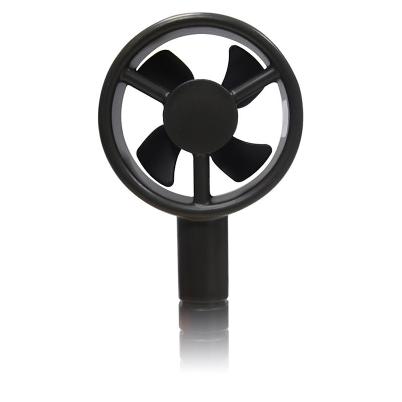 CEM华盛昌多功能风速测试仪风度计数显式风温风速传感器DT-618
