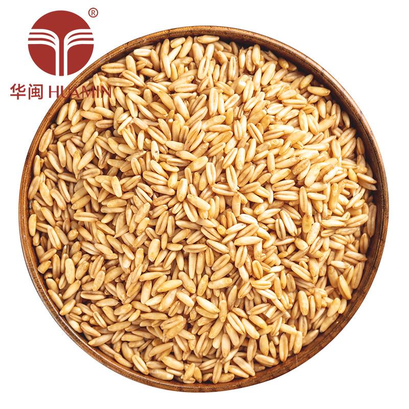 华闽小杂粮燕麦米五谷粗粮农家燕麦仁莜麦雀麦裸胚芽米八宝粥500g