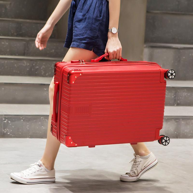 29 复古学生 26 密码箱 24 寸拉杆箱旅行箱万向轮韩版男 20 行李箱女