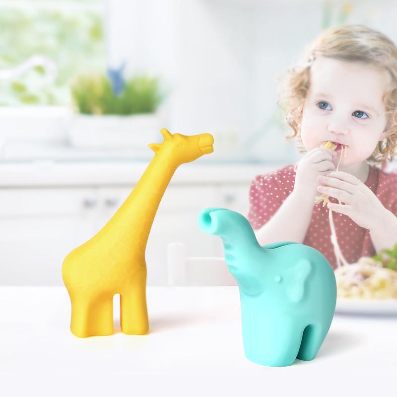 第二件5元!德国BAIA儿童硅胶奶瓶吸管