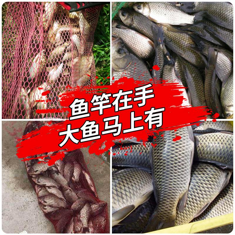 渔之源鱼竿套装组合全套钓鱼装备渔具钓鱼竿鱼杆手杆鱼具用品大全