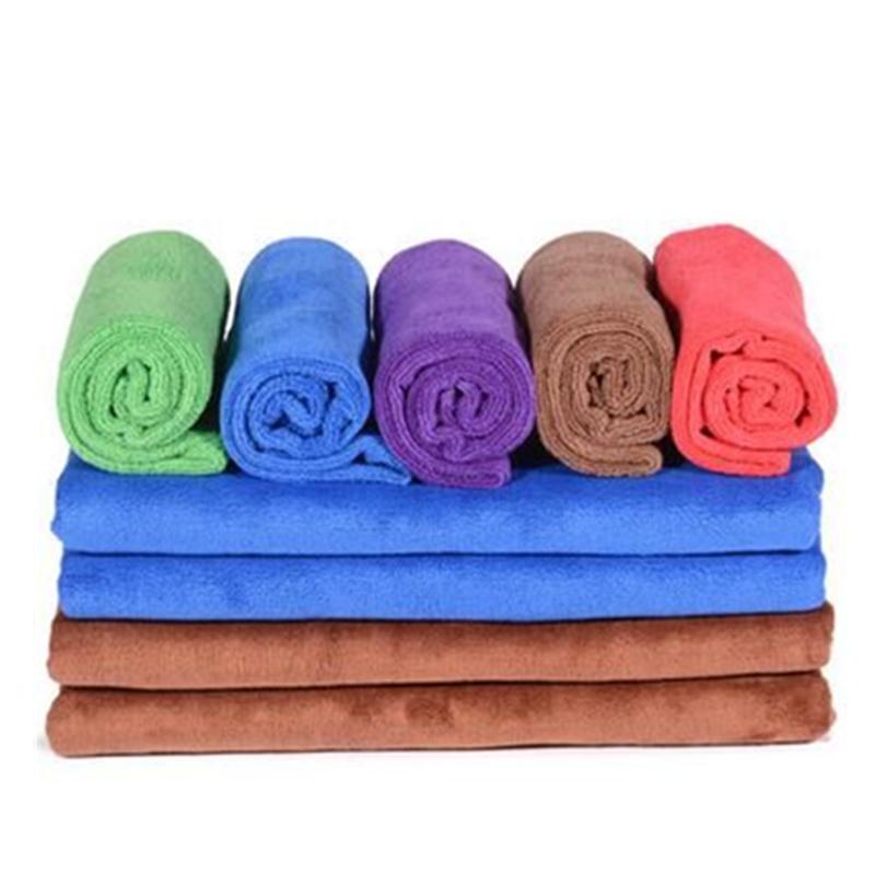 洗车毛巾工具擦车布专用巾玻璃吸水加厚大号清洁用品超值低价