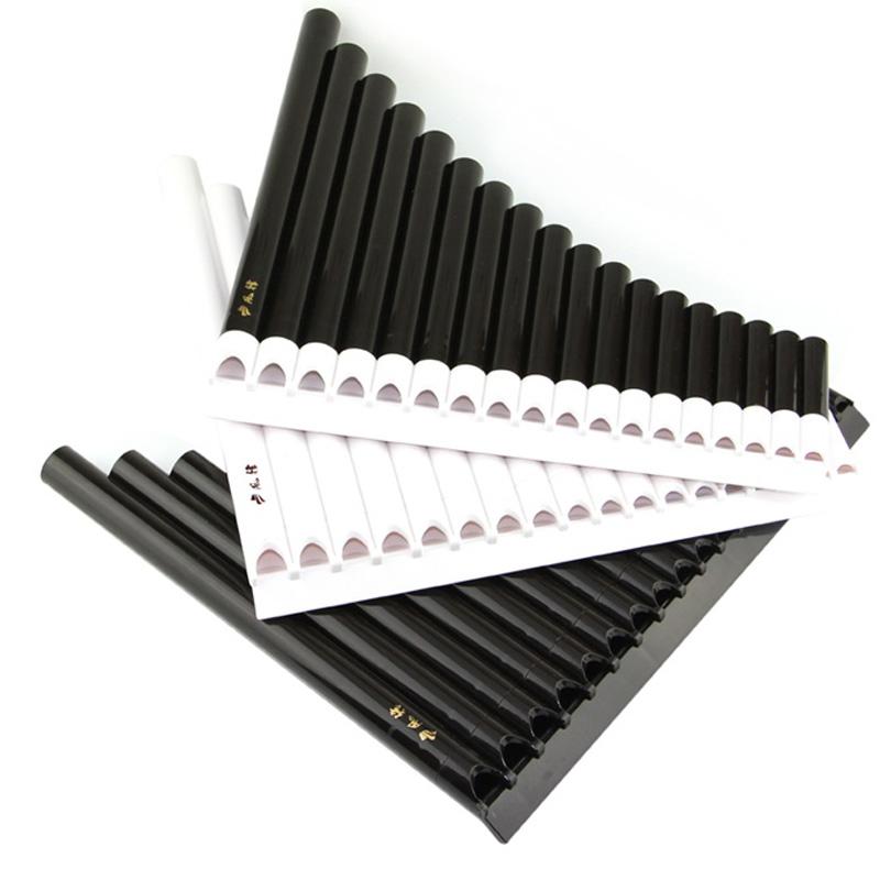 管正品食品树脂白色学校老师指定专业团购优 18 管 16 排笛排箫风律
