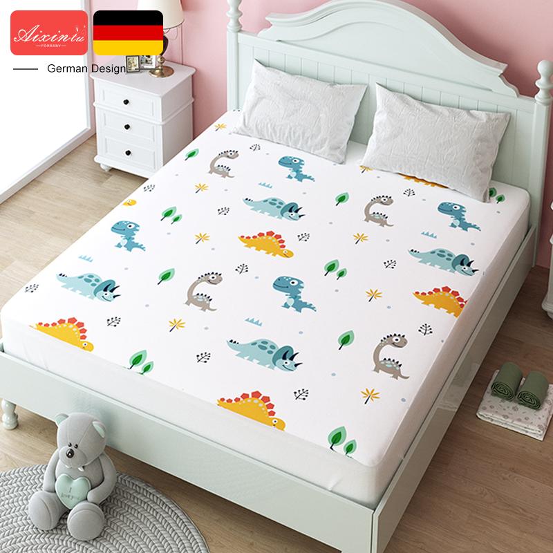 隔尿垫婴儿防水可洗大号床单超大1.8m床上防尿床垫纯棉隔夜保护冬