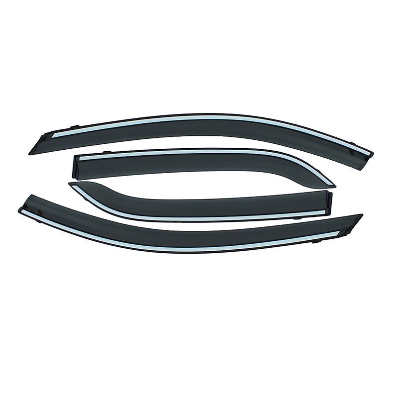 汽车配件改装不锈钢挡雨板 V 装饰荣光 S3 雨眉 S1 晴雨挡专用 S 五菱宏光
