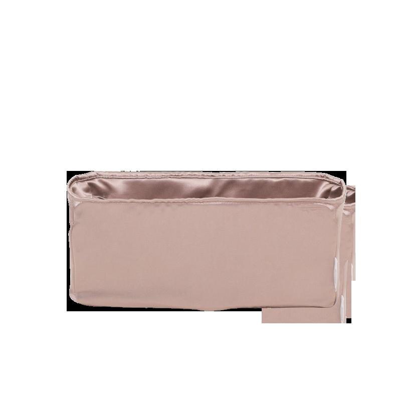 收纳撑包中包内袋中袋 FANJI 绸缎内胆梵积 19 适用于小香