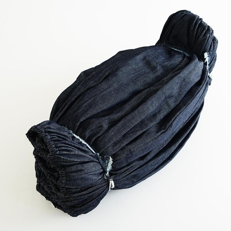 包邮牛仔布套袖松紧袖口袖套电焊接工业家用防污防尘耐脏耐磨劳保