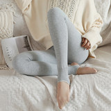 Wear thin cashmere leggings pregnant women in the winter outer wear plus thick velvet trousers third trimester of pregnancy can not afford to file Dongkuan pantyhose