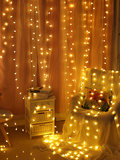 Household New Year LED Lighting Net Red Small Lantern String Lights Room Layout Renovation Decoration Flashing Light Starry Light