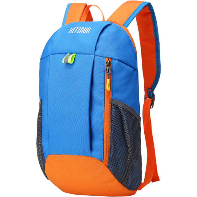 Children's backpack men and women outdoor sports tourism and leisure travel, lightweight shoulder bag schoolbag tuition makeup