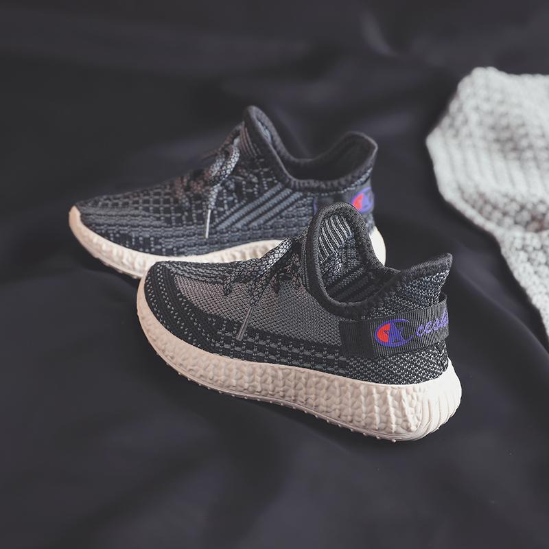 匡威冠军联名款,透气不磨脚:CESHOESES 2020新款儿童椰子鞋
