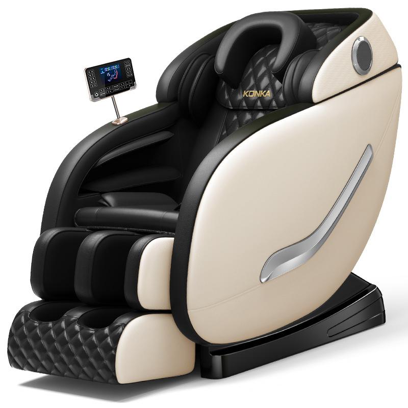 康佳KONKA 按摩椅全身小型太空豪华家用多功能全自动老人按摩沙发