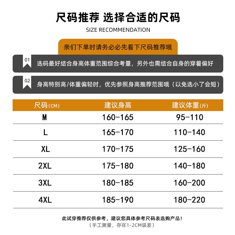 【新疆棉】男士t恤短袖2021新款夏季潮流纯棉宽松半袖打底衫体恤T No.3