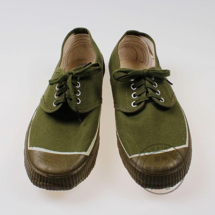 正品3517解放鞋徒步鞋登山鞋男式军鞋帆布鞋户外军训鞋迷彩解放鞋