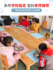 First grade children's table mat placemat student silicone elementary school students waterproof and oil-proof lunch mat heat insulation pad table mat cloth