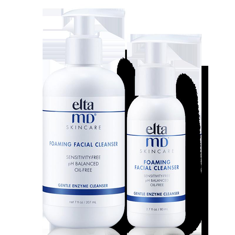 【官方正品】EltaMD氨基酸洁面乳洗面奶80ml+207ml控油清洁毛孔女 (¥228)