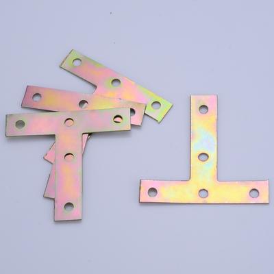 家具五金配件角码直角连接件角铁固定件包角拐角支架铁片T形包邮