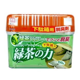 日本kokubo鞋柜除臭剂杀菌清新剂