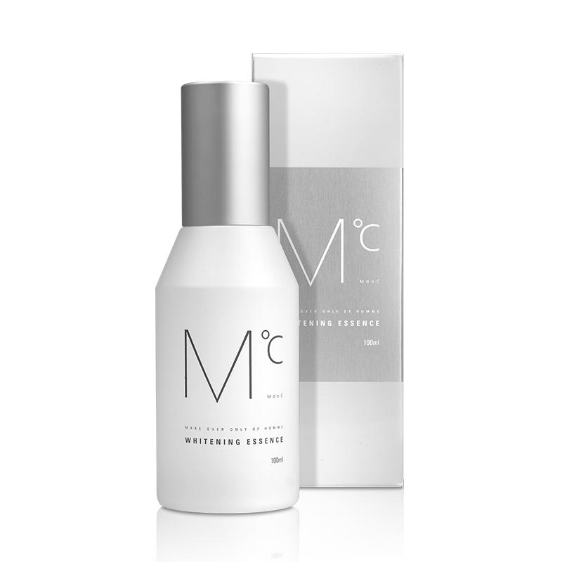 男士亮白柔肤保湿精华乳护肤美白润肤乳提升肌肤状态 蒙度士 MdoC
