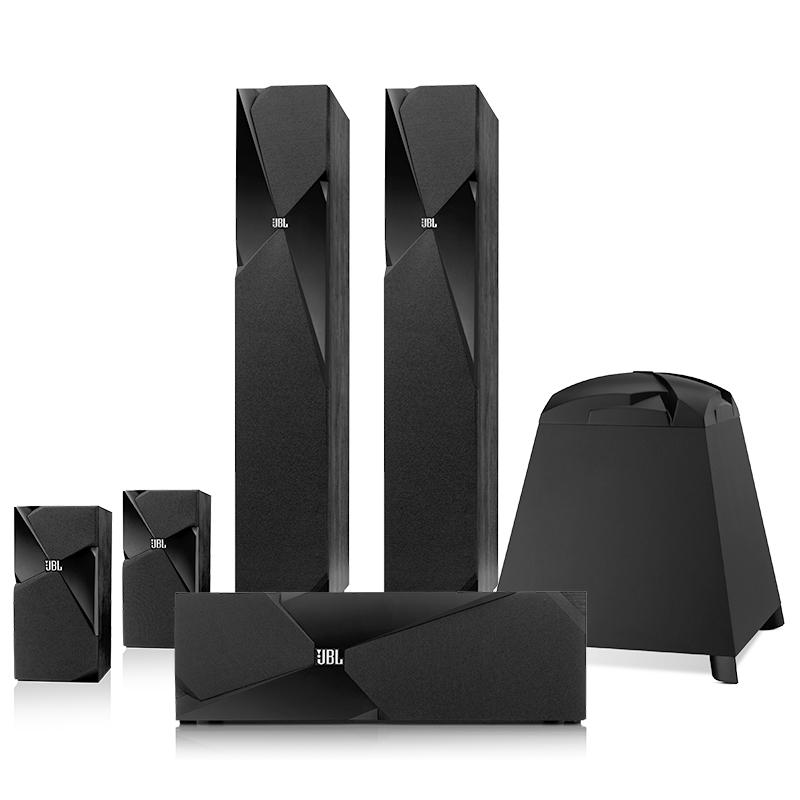 发烧木质音箱 hifi 电视 5.1 套装家庭影院音响客厅 190 STUDIO JBL