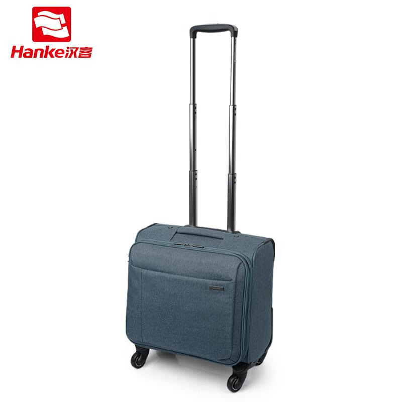 寸 18 寸男女商务行李箱子登机箱 20 寸旅行箱万向轮 16 汉客休闲拉杆箱