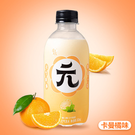 亲亲元气苏打气泡水柠檬 味水无糖0卡饮用非矿泉水饮料12瓶整箱