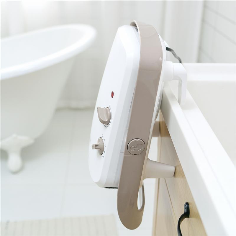 艾美特浴室暖风机家用卧室静音电暖器防水宝宝婴儿取暖器HP20152W