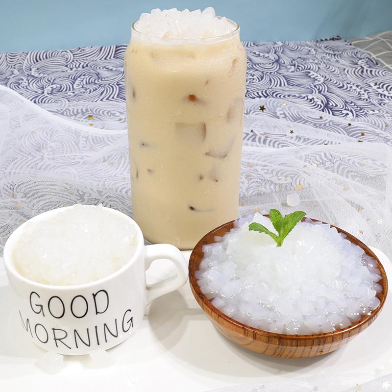 【黑海盗】原味椰果粒奶茶店专用500g