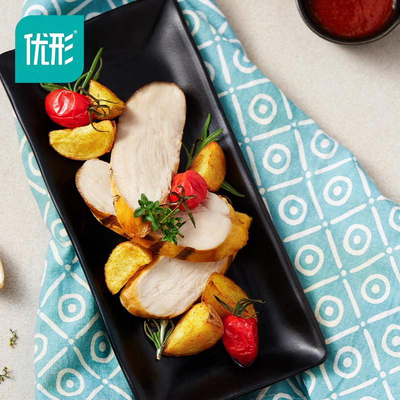 ishape优形旗舰店 优形沙拉鸡胸肉加蛋白棒健康即食鸡胸肉 券后229.0元包邮