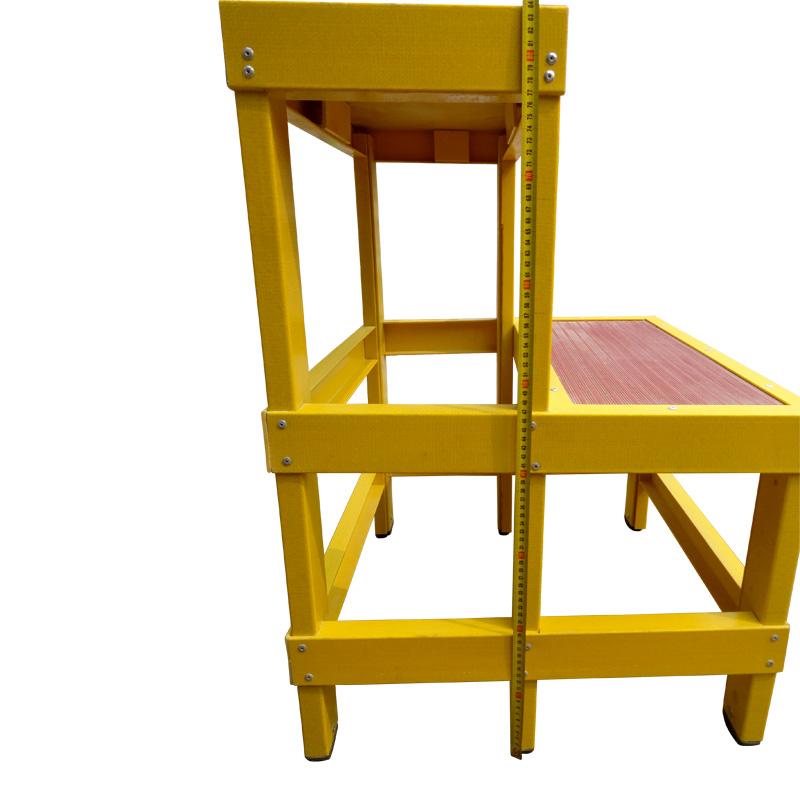 0.5米绝缘凳;绝缘检修平台;二阶绝缘高低凳;1米三阶绝缘高低凳