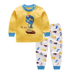 宝宝秋衣套装